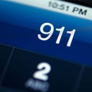 911 phone text